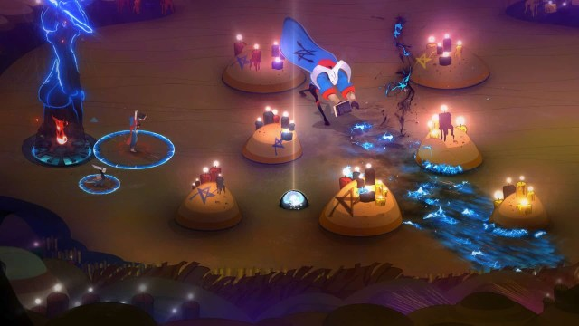 Pyre game screenshot courtesy Steam