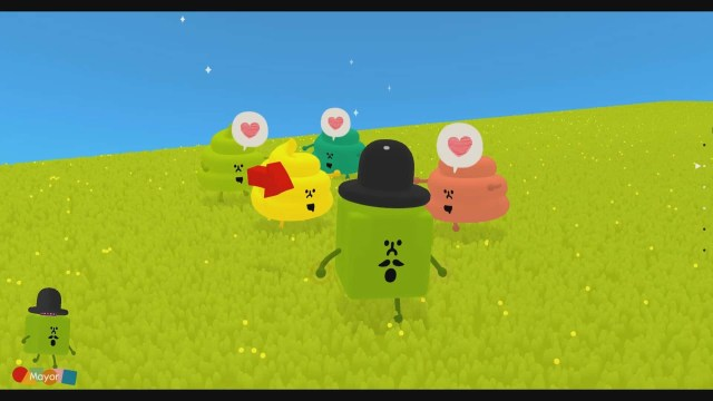 Wattam game screenshot courtesy Steam