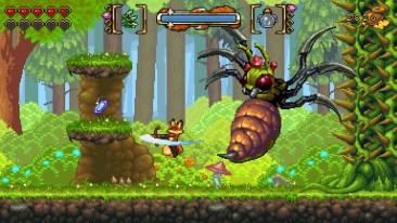 FOX n FORESTS game screenshot 3 courtesy Steam