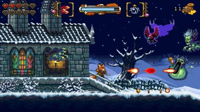 FOX n FORESTS game screenshot courtesy Steam
