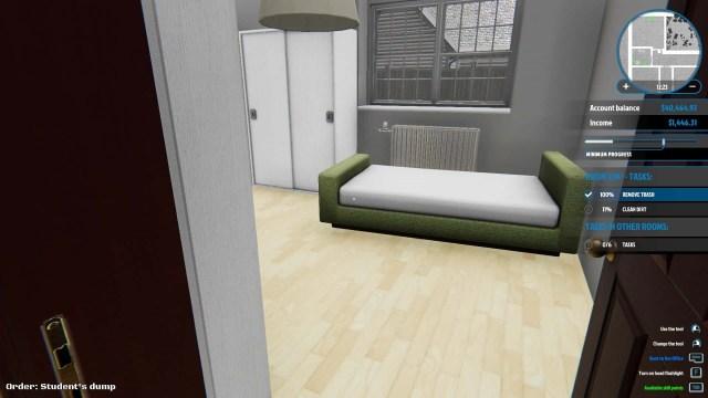HouseFlipper screenshot after