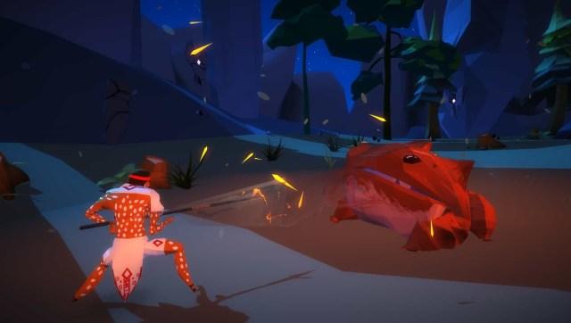 Mulaka game screenshot courtesy Steam