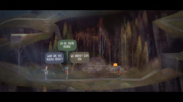 Oxenfree game screenshot courtesy Steam