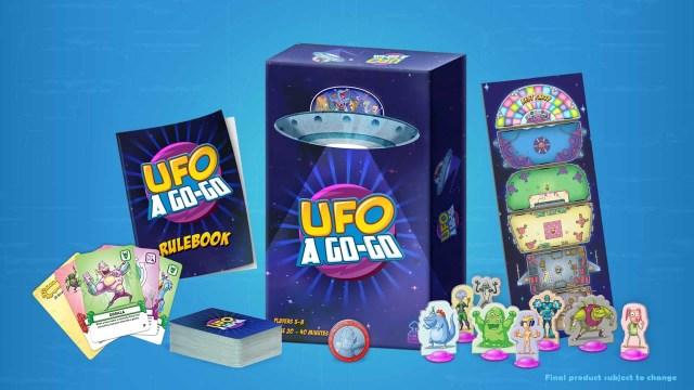 UFO A Go-Go