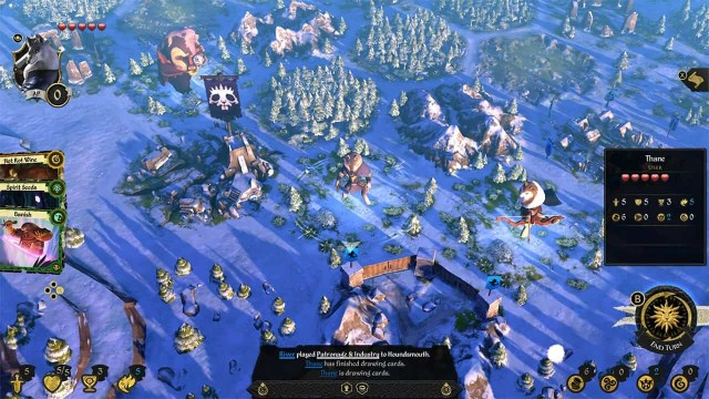 Armello Switch Screenshot
