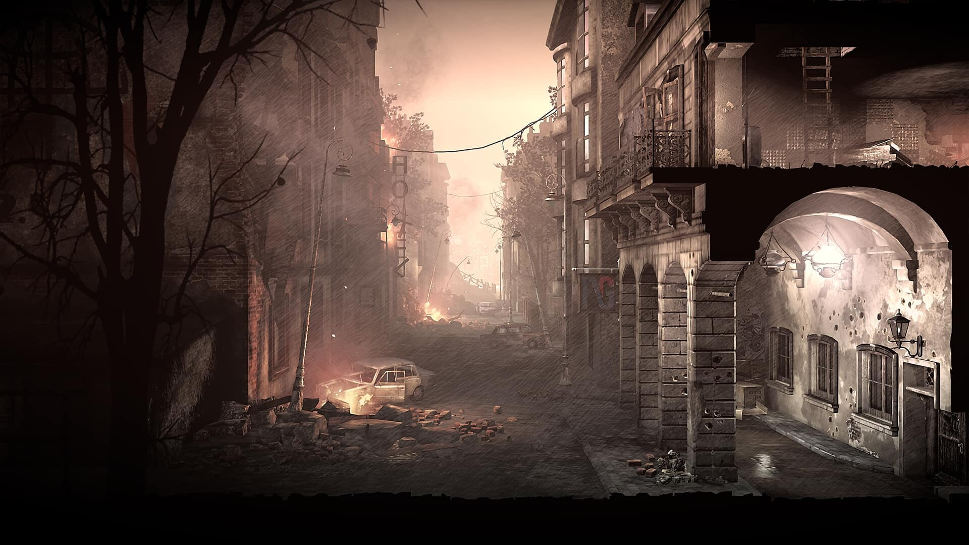 this war of mine stories the last broadcast screenshot