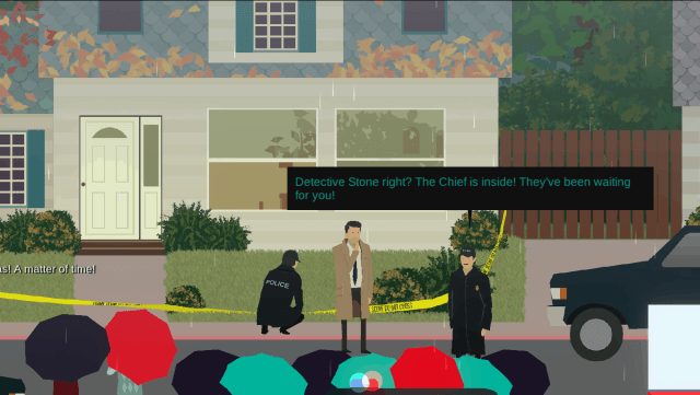 Rainswept Review - A Detective Story with Heart