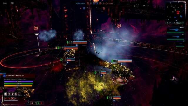 Battlefleet Gotchic Armada 2 Tyranids V Orcs