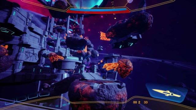 Hard Light Vector game screenshot
