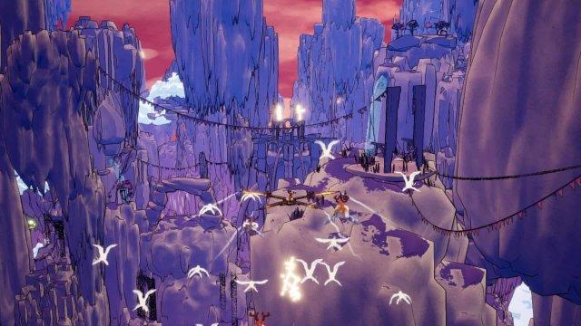 Sky Shepherd game screenshot