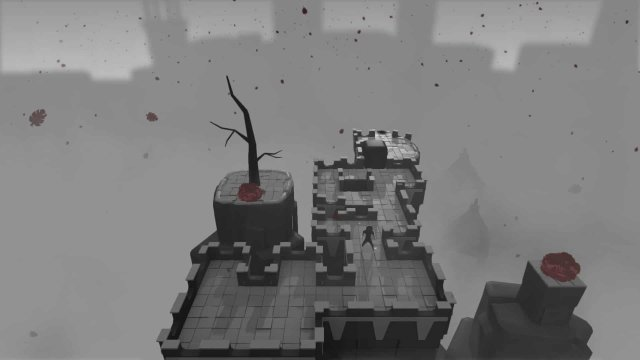 Imbroglio game screenshot, castle