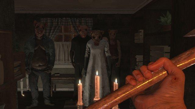 The Swine game screenshot