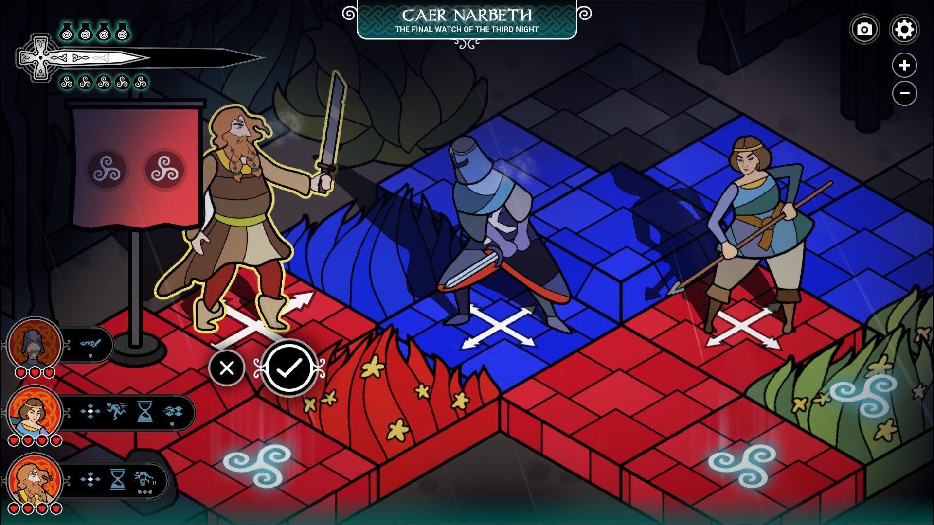 Pendragon game, featured image