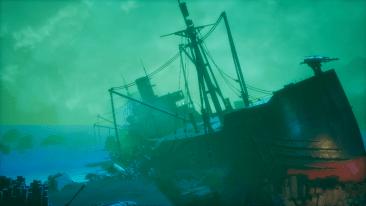 Call of the Sea game screenshot, Boat