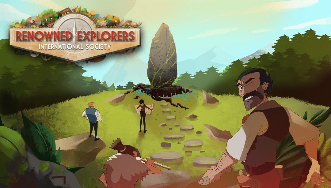 Reingeschaut: Renowned Explorers [Gamescom]