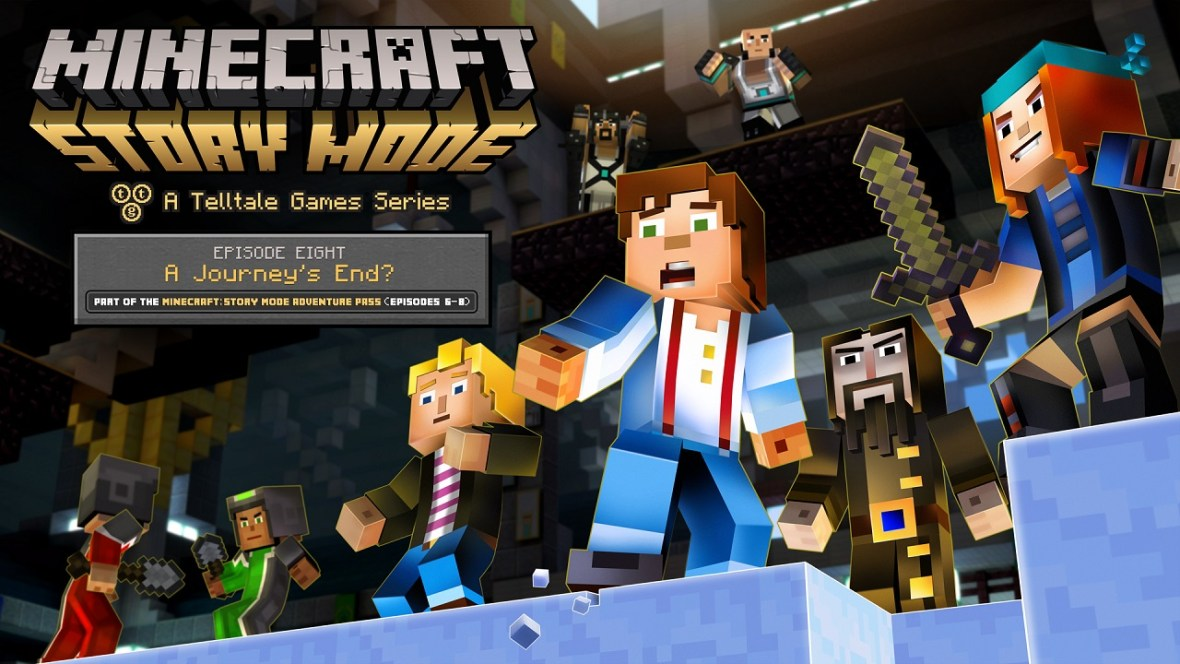 Minecraft Story Mode Ep. 8: A Journey's End?