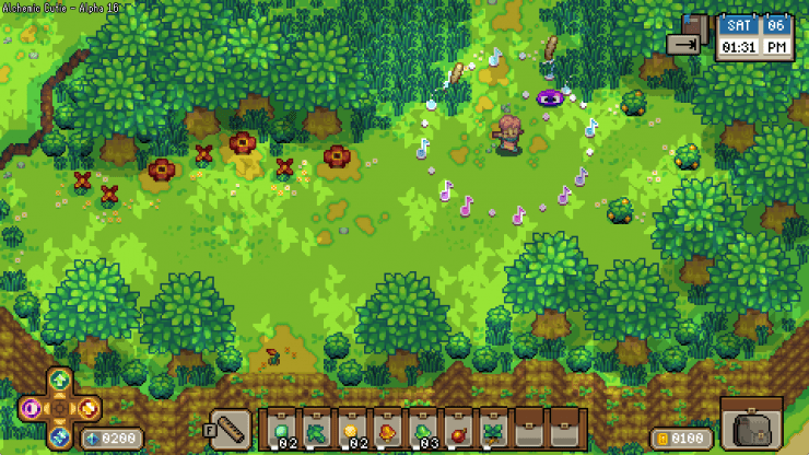 Alchemic Cuties' Lets You Run an Adorable Slime Ranch - Indie Games Plus