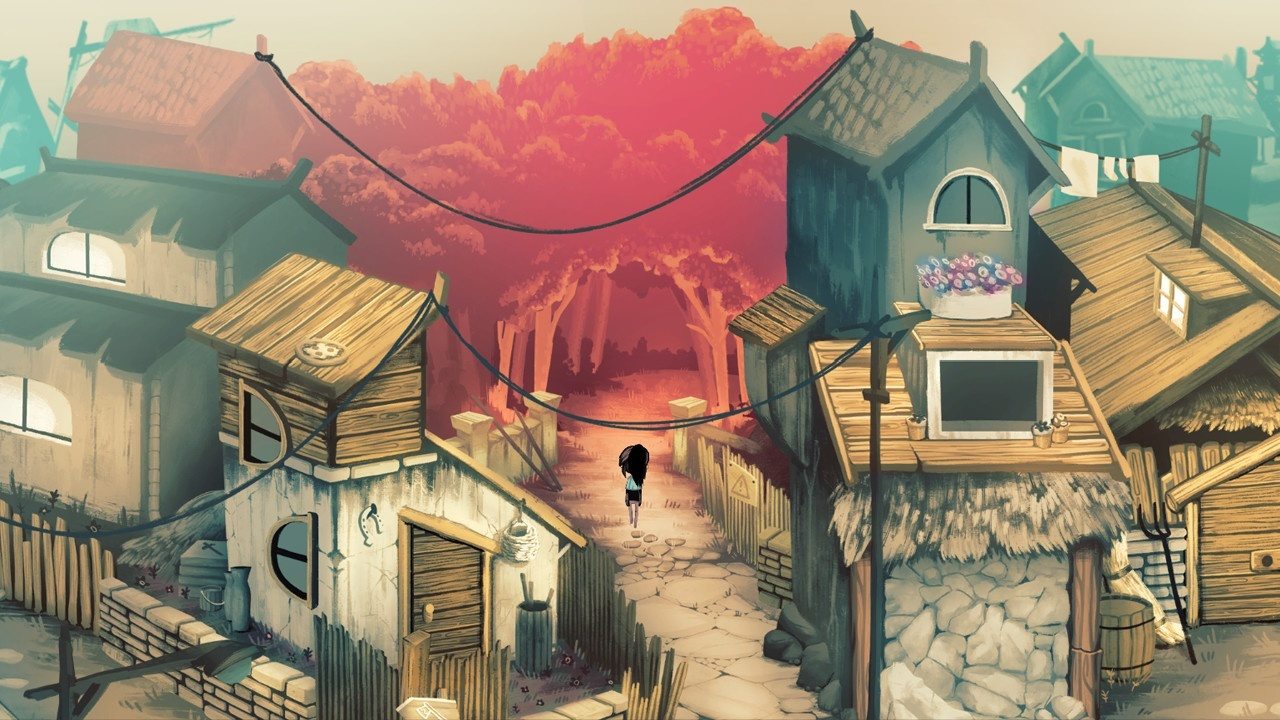 Adventure Game 'Children of Silentown' Hides Horrors in Gloomy Woods