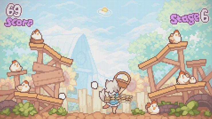 Volk-san: Egg&Catch