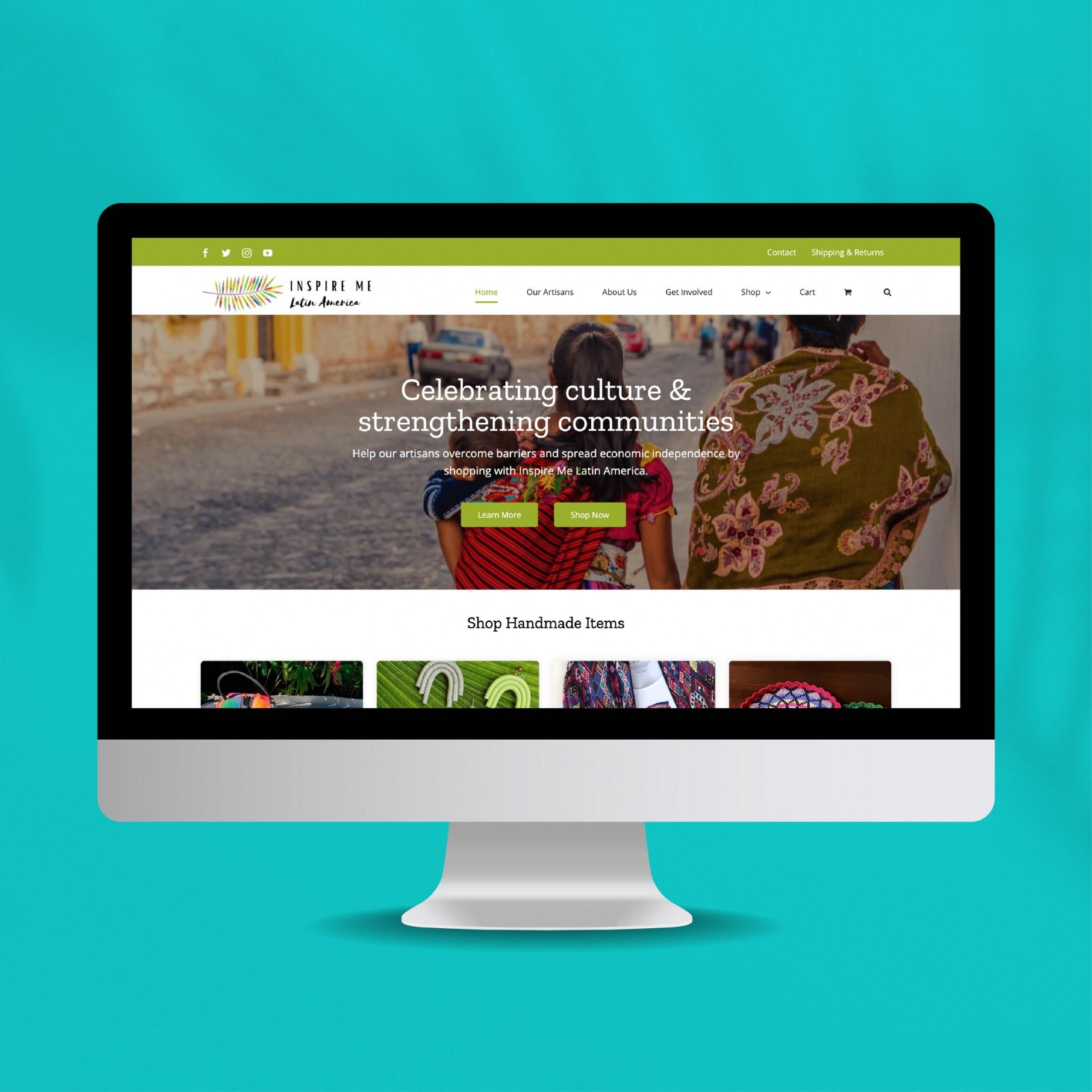 Small Business Branding Portfolio | Indiegogh Creative | Woman-Owned Branding Studio