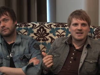 Tom Meighan and Chris Edwards