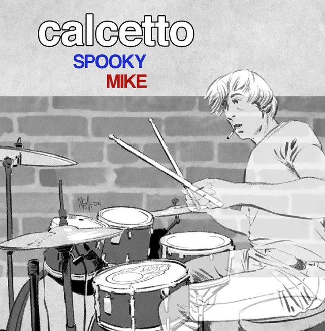 Calcetto Spooky Mike