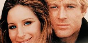 Barbra and Redford