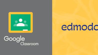Perbandingan Fitur Google Classroom dan Edmodo