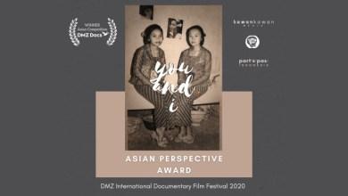 Film dokumenter 'You and I' mendapatkan penghargaan internasional (Foto via twitter @KawanKawanMedia)