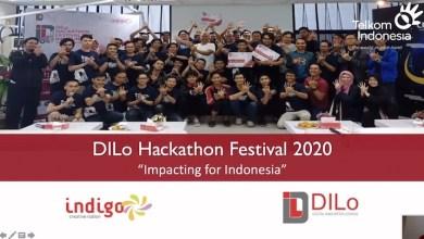 Pengumuman Pemenang DILo Hackathon Festival 2020