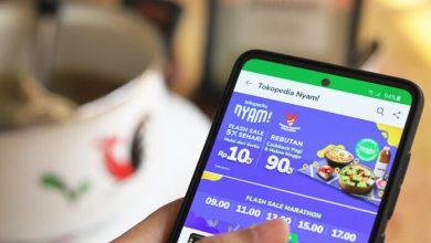 Tokopedia berhasil dapatkan suntikan dana dari Google (Foto via www.tokopedia.com)