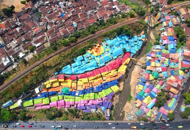 Tata Ruang Kota Malang (Photo by Rewardy Fahmi on Unsplash)