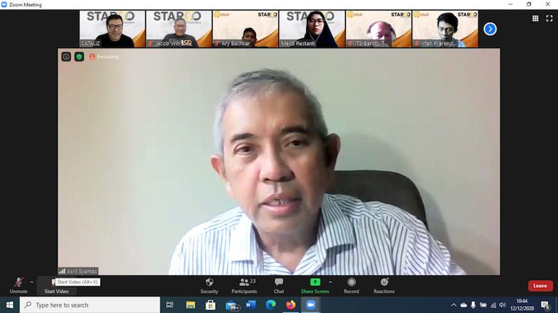 Program STARCO atau Startup Coaching resmi diluncurkan di Indonesia