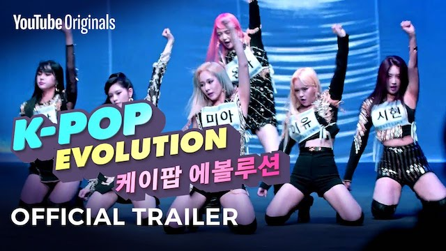K-Pop Revolution segera tayang akhir bulan Maret 2021 (Foto via YouTube Originals)