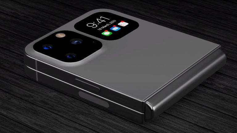 iPhone Flip segera dirilis? (Foto via Technizo Concept)