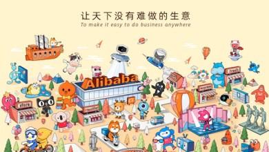 Alibaba didenda 40 triliun rupiah (Gambar via www.alibabagroup.com)