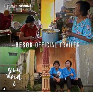 You and I: Film Dokumenter Terbaik Indonesia di Asia