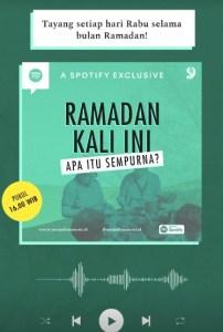 Ramadan Kali Ini: Drama Audio Milik Menjadi Manusia