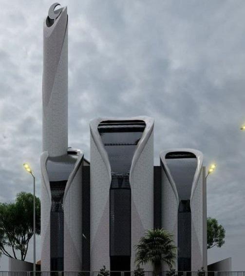 Ridwan Kamil Akan Jadi Arsitek Masjid Syeikh Ajlin, Palestina!