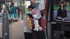 Mobil KaCa UMM: HIburan Anak untuk Korban Gempa Malang