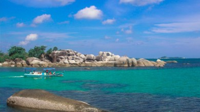 Geopark Belitung Berhasil Masuk UNESCO Global Geopark!