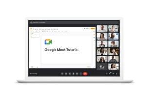Banyak fitur baru yang dibuat Google Meet (Gambar via Google)