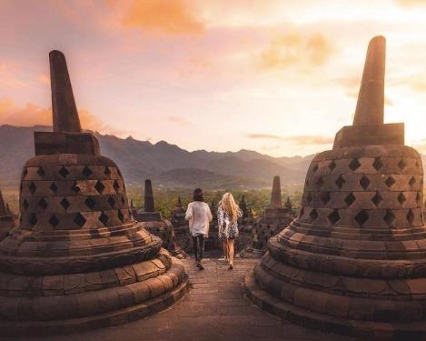 Candi Borobudur Tutup Sementara, Apa Alasannya?