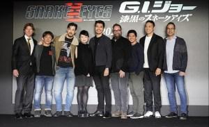 Iko Uwais berhasil mendapatkan peran di film Snake Eyes: G.I Joe Origins (Foto via www.imdb.com)