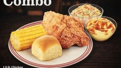 Menu KFC Pertama di Indonesia Viral di Media Sosial!