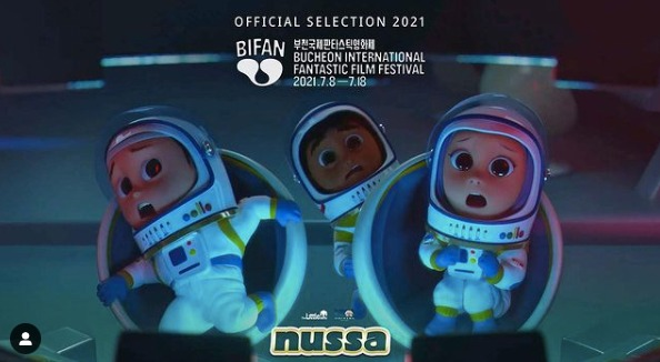 Nussa: Film Lokal yang Akan Tayang di Festival Film Korea Selatan!