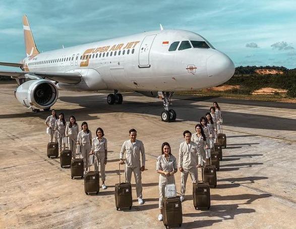 Super Air Jet: Maskapai Penerbangan Baru Siap Mengudara!