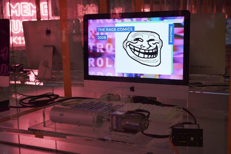 Museum 9GAG resmi di buka di Hong Kong (Photo Courtesy of K11 Art Mall)