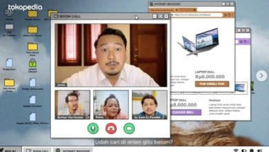 Tokopedia Tekno: Kolaborasi Tokopedia dan Brand Tekno Lokal