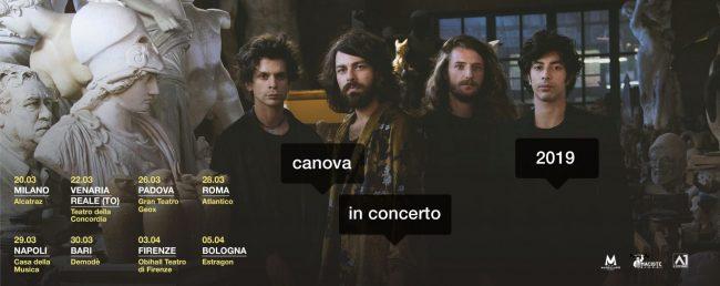 Locandina concerti 2019 Canova
